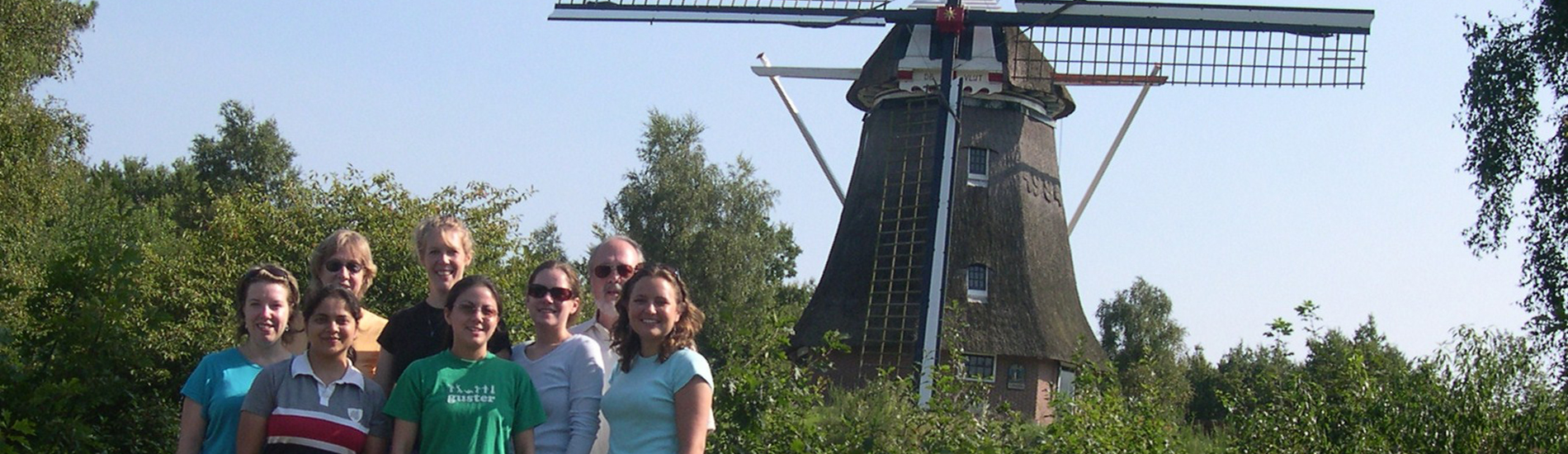 Windmill with team