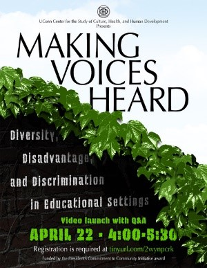 Making Voices Heard Cover